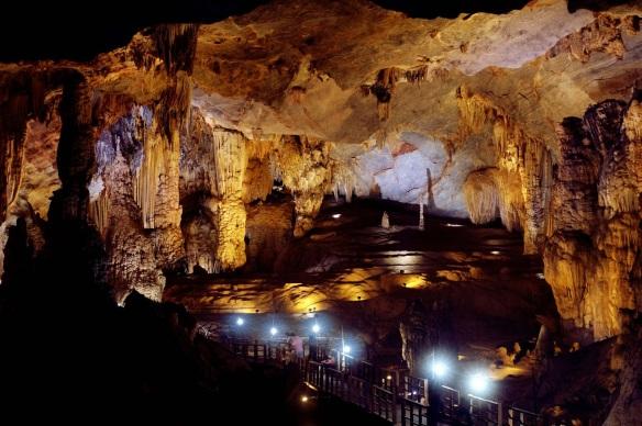 Phong Nha Cave, Vietname