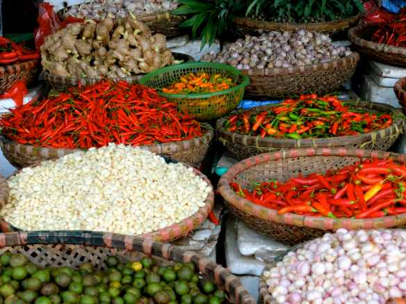 Hanoi Market