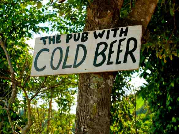 The Pub With Cold Beer 1