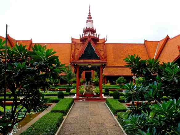 The National Museum of Cambodia 1