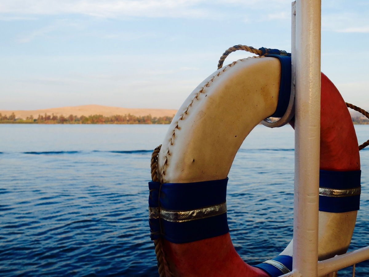 The Best Way to Cruise the Nile: Part 1