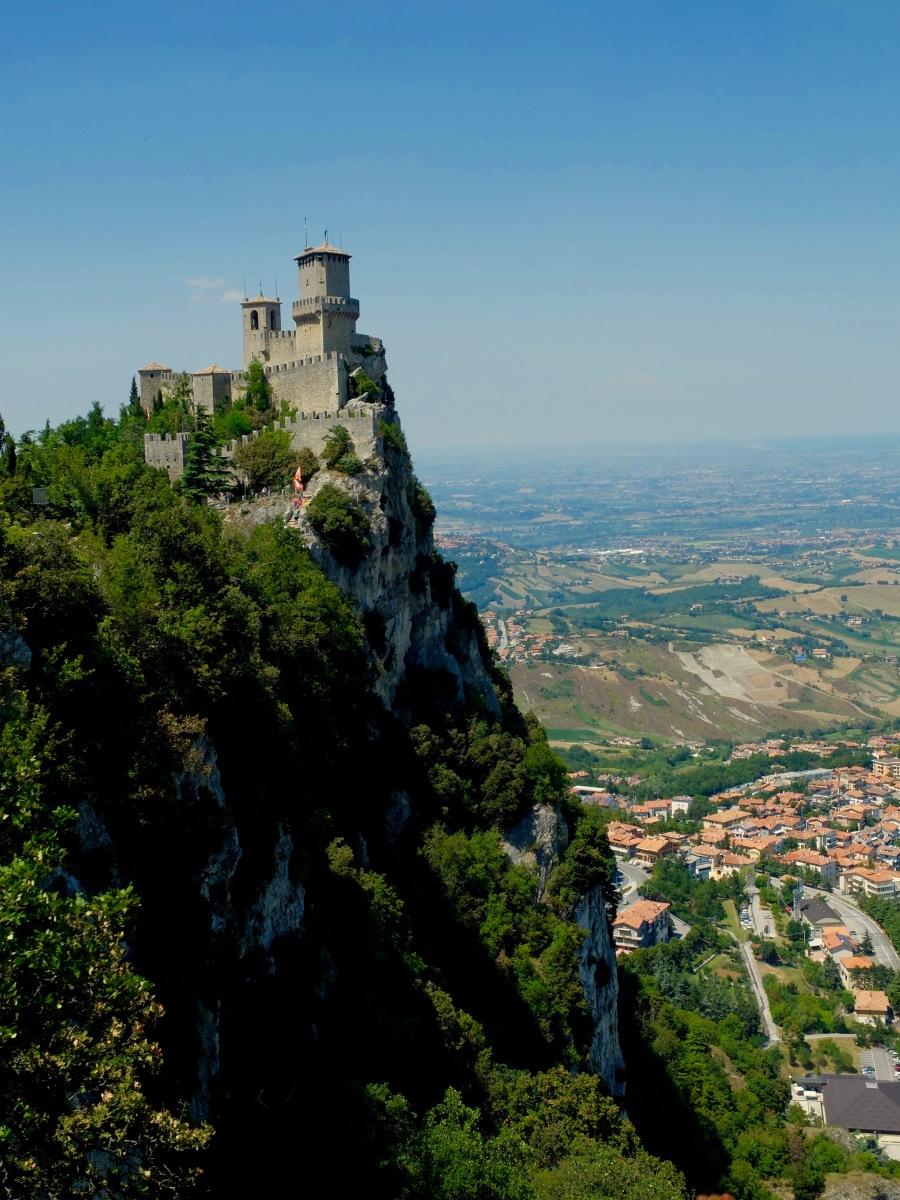 A Day Trip To San Marino