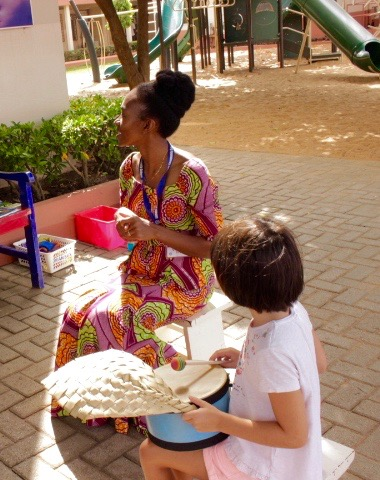 Ghana Day: A day of culture sharing – Abroad With Ashley